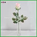 flor artificial artificial al por mayor barato flor rosa