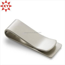 Stainless steel making money clip for export
