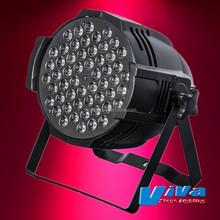 Factory Price RGBW 54X3W LED Par 64