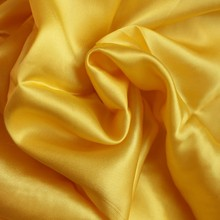 100% silk satin plain dyed solid color pure silk fabric