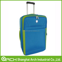Hot sale luggage set 20 24 28 suitcase best soft trolley luggage