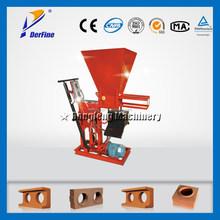 ECO BRAVA low investment business / clay brick machine