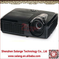 3000 Lumens DLP style daylight proyector 130% lens offset shutter 3D education projector