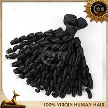 2015 russian aunty funmi hair bouncy curls natural black fast shipping funmi human hair