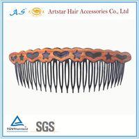 Artstar stylish design hair comb