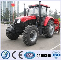Used and new cheap mini farm tractor price list , small tractor parts , 4x4 compact agricultural tractor and tractor tire