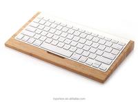 Alibaba express China wholesale wood craft bluetooth keyboard holder, gaming keyboard holder