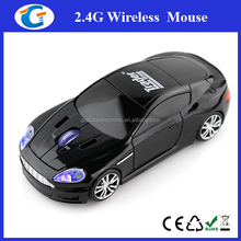Customized Auto Shaped Wireless Mouse For Promotional Gift