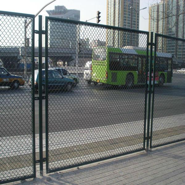 cerca de jardim barata : cerca de jardim barata:De metal barato portão do jardim / chain link cerca do jardim-Cercas