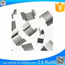 stainless steel mechanical flat metal spring clip for furnitures