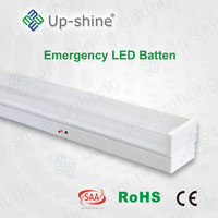 CE EMC SAA approved 1200mm batten fixture ip65 waterproof led batten light