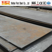 Tensile strength of steel plate for sale