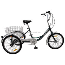 "24"" low price adult shopping tricycle/cycle/trike(FP-TRI15005)"