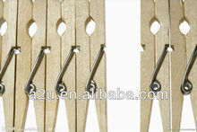Wholesale Good Grade Wooden Clothes Pegs