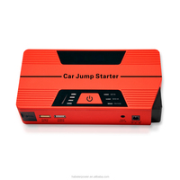 2015 New Product 15000mAh power car jump starter emergency car portable battery jump starter