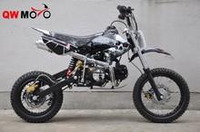 Ce cráneo negro color de 125cc 125cc bici de la suciedad moto para baratos venta