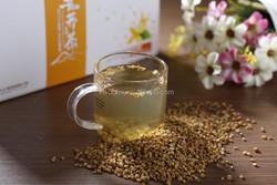 Sweet osmanthus tea 125g organic black buckwheat tea organic moringa tea