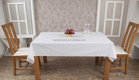 new developing designs tablecloth , table cloth factory ,table cover