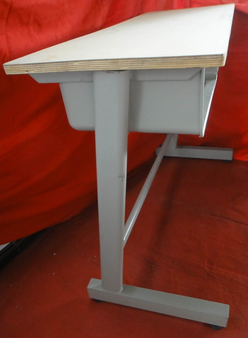 Children Double Desk children School Furntiure Used School