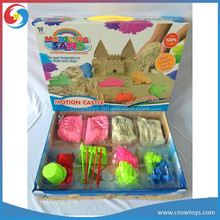 JS2706723 2000g Colourful Space Power Technology in Sand DIY Magic Space Sand Modeling Moon Sand