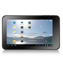 Cheapest 7 inch tablet pc with android 4.0 windows 8 UI VIA 8850 Dual Camera 1GB Memory Android 4.1 mid