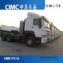 6x4 del tractor del howo, la cabeza de camiones