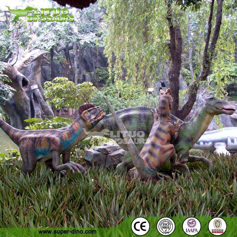 Friendship Park  >> dinosaur landscape Quotes