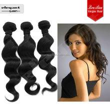 XBL 8A grade virgin Brazilian hair extension wholesale price Brazilian hair