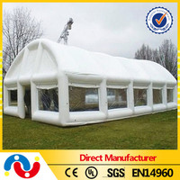2015 Large TPU Inflatable Wedding Party Tent Fashion and Luxury Outdoor Tents China
