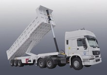 Tipper Semi Trailer, Dump Trailer