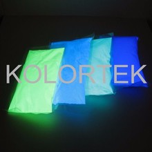 Glow In The Dark Pigment Powder Coating Mix In Solvent, Latex, Varnish, Plastic