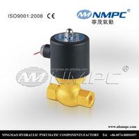 2L series steam valvula solenoide inch