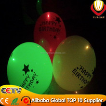CE & ROHS & EN71 Approved festival decoration & children toys led light up balloon