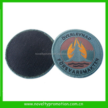Adhesive velcro patch / stickt back patch