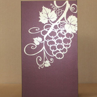 Wholesale good gift packaging paper single bottle wine box for sale