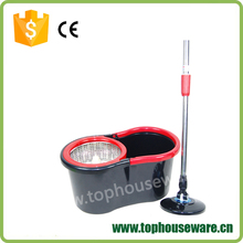 360 Spin Rotate Magic Mop Bucket 2 Heads As Seen on TV