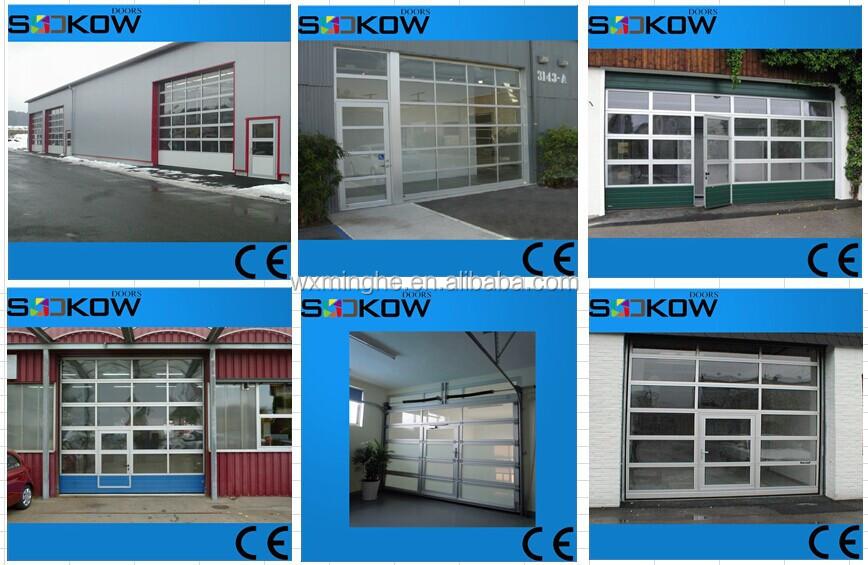 Aluminum Garage Glass Dooroverhead Glass Garage Dooraluminum Frame