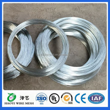 Low price BWG12 8 electro galvanized iron wire for sales with the best quality