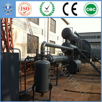Xinda High Quality 20Tons Capacity Used Motor Oil Cleaning Machine