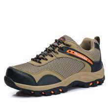 good quality fashion men outdoor shoes hiking boots for male, fashion outdoor climbing shoes for men