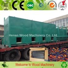 No smoke High heating value Wood/Sawdust briquetting press
