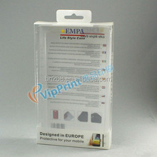 Mobile phone protective case plastic retail packaging