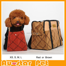 Classical Pet Carrier Bag for Dog Travel