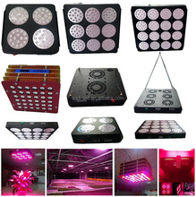 2016 Newest Greenhouse Grow Led Lights 72w / 120w / 270w / 450w, Vegetative Control Led Grow Lights Grow Panel Grow Lamps