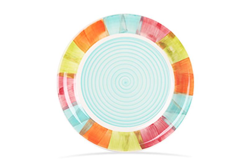 En céramique hôtel utilisé salade / dessert / soupe / assiettes, Gros pas cher en vrac alimentaire grès et assiette en porcelaine, Restaurant plaque