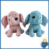 lovely international elephant toys stuffed Christmas gifts Plush toys big eyes elephant