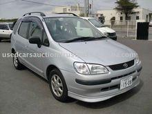 Used Car Toyota Corolla Spacio 1998