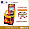 2015 hot sale boxing punch machine street arcade game machine coin punch