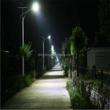 High quality DC 12V 6m 30w solar street light CE ROHS FCC certificate factory price solar led street lighting system