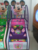 new arrival kids and adult tickets out indoor amusement mall high quality street cheap basketball arcade game machine